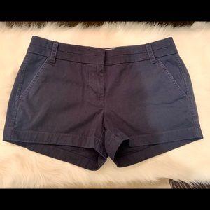 J Crew | Navy Chino Shorts
